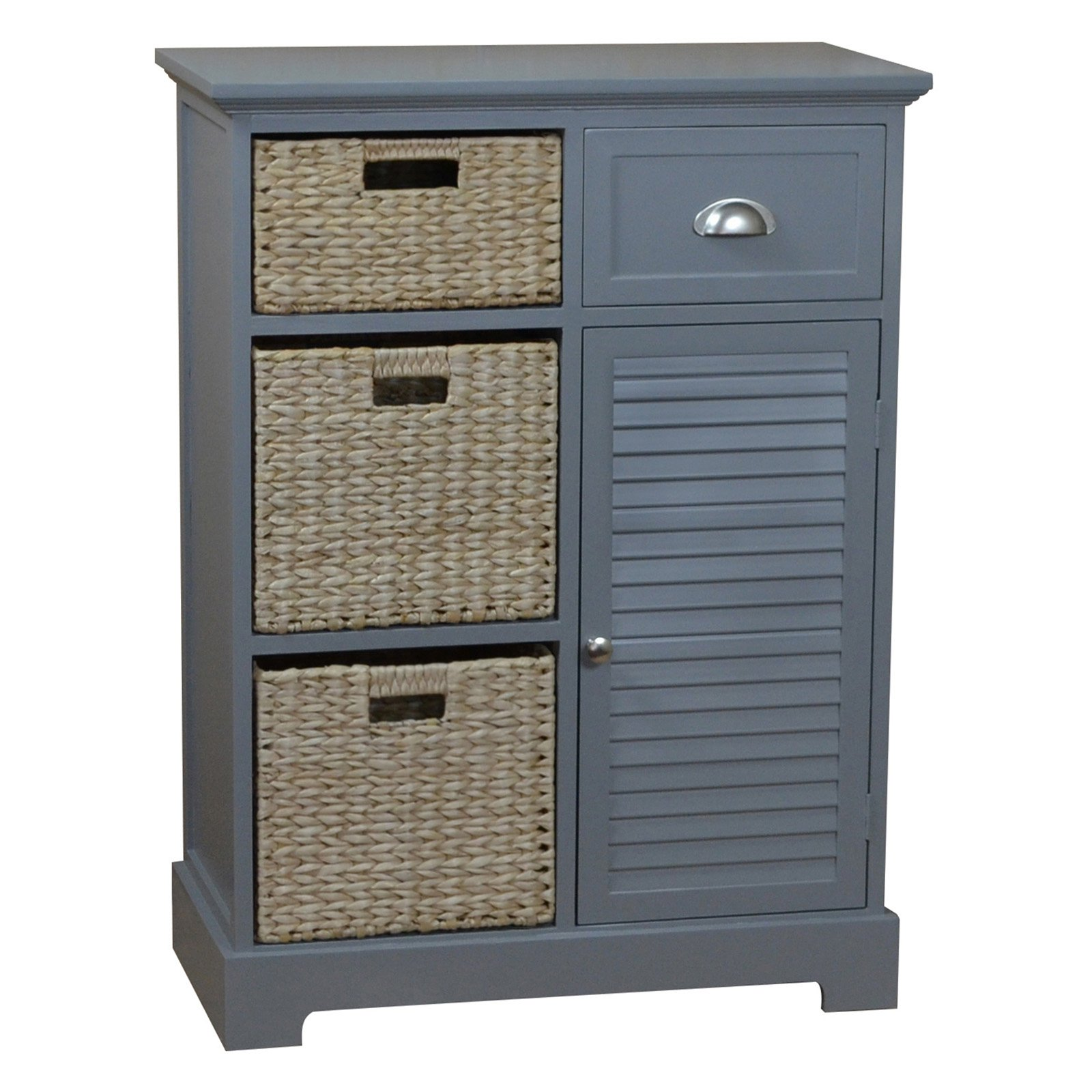 Gallerie Decor Newport Four Drawer Cabinet