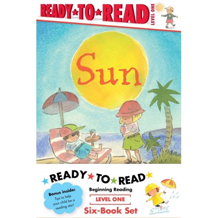 Weather Ready-to-Read Value Pack : Rain; Wind Clouds; Snow; Rainbow; Sun](Rainbow Reading)