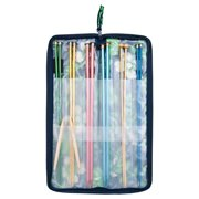 Sierra Pacific Crafts Zippered Needle Case