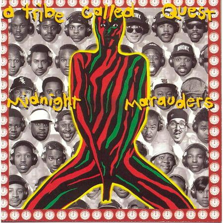A Tribe Called Quest - Midnight Marauders - Vinyl (explicit)
