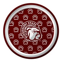"""(Price/Case)Creative Converting 414094 Mississippi State 7"""" Lunch Plates (Case of 96)"""