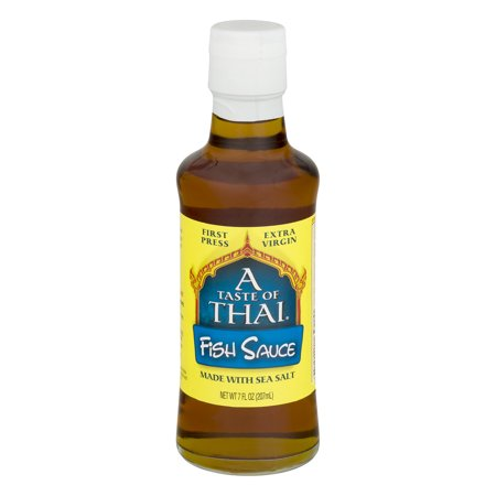 Image of A Taste Of Thai Fish Sauce, 7 Oz