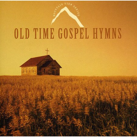 Hymns Old Rugged Cross - Old Time Gospel Hymns (CD)