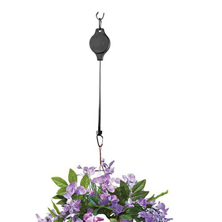 Hanging Plant Pulleys - Set Of 2