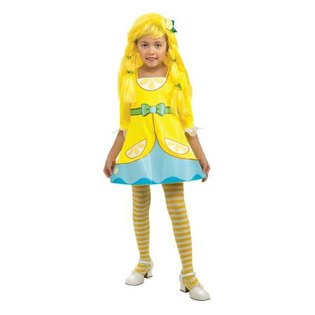 Child Lemon Meringue Costume Rubies 884760 - Halloween Meringue