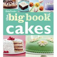 Betty Crocker The Big Book of Cakes - eBook