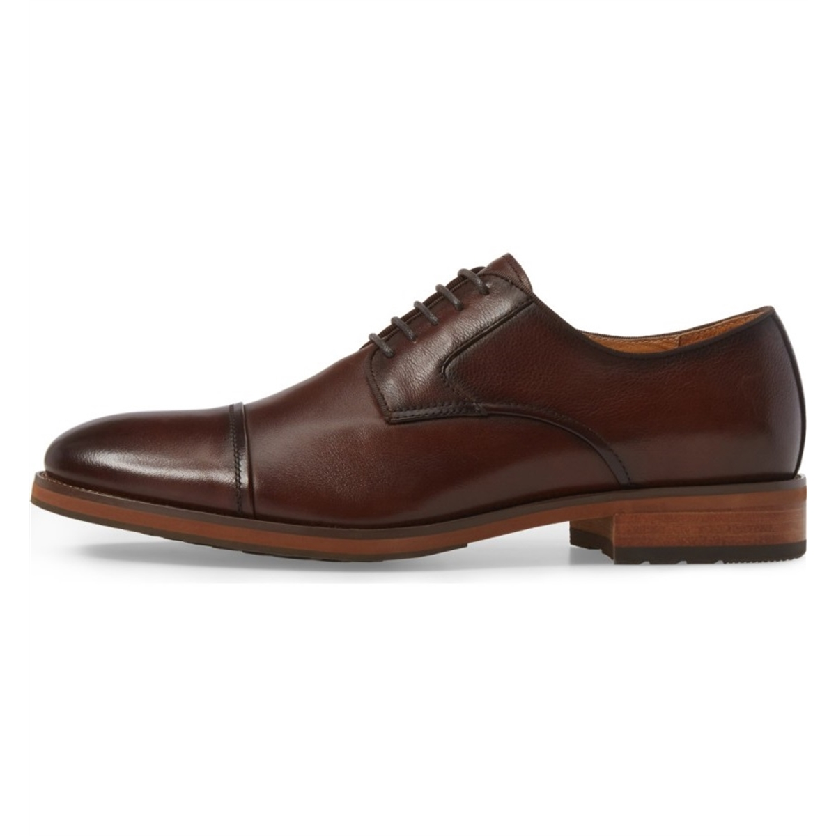 Florsheim Men Blaze Cap Toe Oxford Shoes by Florsheim
