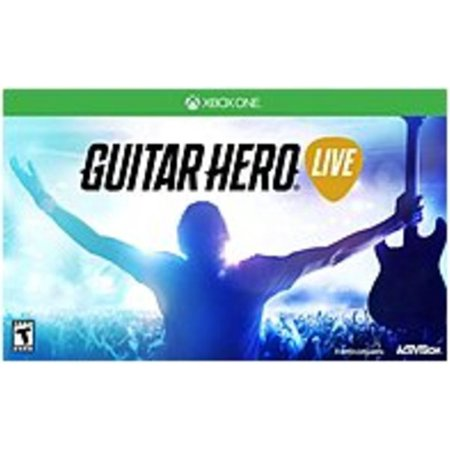 Activision 047875874237 Guitar Hero Live Bundle - Entertainment (Refurbished)