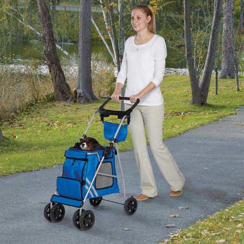 Guardian Gear Classic Ii Stroller Blu