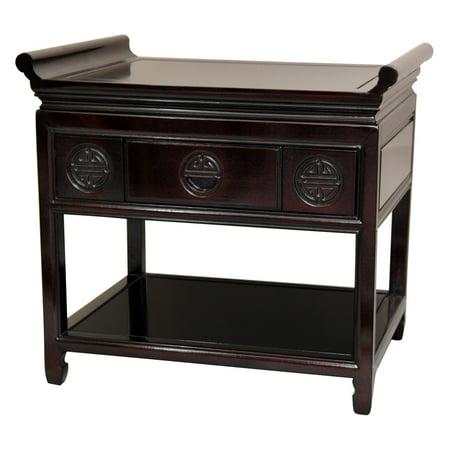 Oriental Rosewood Furniture - Rosewood Altar Table, Rosewood