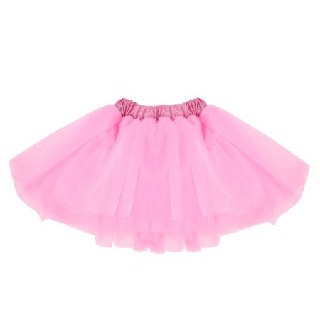 Sparkly Dress Halloween Costume Ideas (SeasonsTrading Sparkly Pink Tulle Tutu Lined Skirt - Girls (2-7 Years) Princess Fairy Butterfly Unicorn Costume, Birthday Party, Dance)