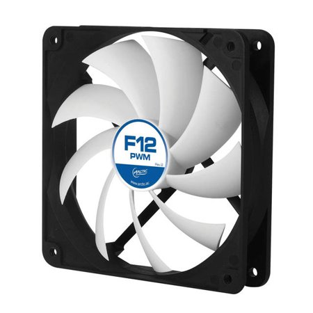 Arctic F12 PWM Rev2 Cooling Has Revised A Cool 120mm (120 Mm Fan Filter)