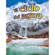 Science Readers: El Ciclo del Agua (Water Cycle) (Paperback)