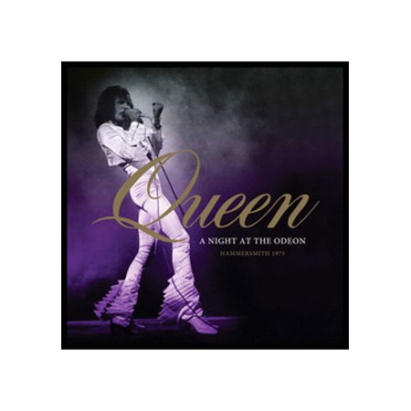 Queen: A Night at the Odeon 1975 (DVD) (Diana Damrau Queen Of The Night Ii)