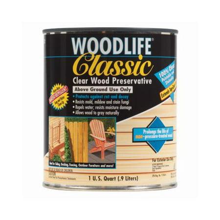 Woodlife Classic Wood Preservative Walmart Com