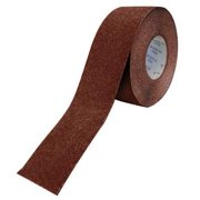 WOOSTER PRODUCTS INB0260R Antislip Tape,Industrial Brown,2Inx60ft