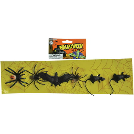 Strip Of Critters Halloween - Halloween Filmstrip