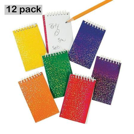 Spiral Prism Notepads - 2.25