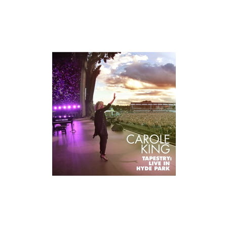 Carole King: Tapestry: Live in Hyde Park (CD) (Includes Blu-ray) - Hyde Halloween Live