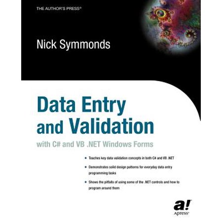 Data Entry and Validation with C# and VB .Net Windows (Email Validation In Vb Net Windows Application)