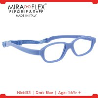 ae77913729bd Product Image Miraflex  Nicki53 Unbreakable Kids Eyeglass Frames