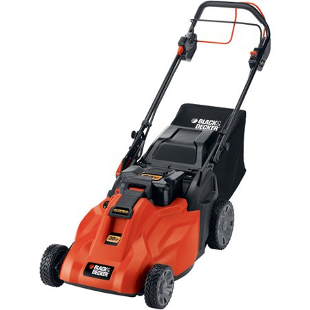 Black and Decker 36V Cordless Self Propelled Mower