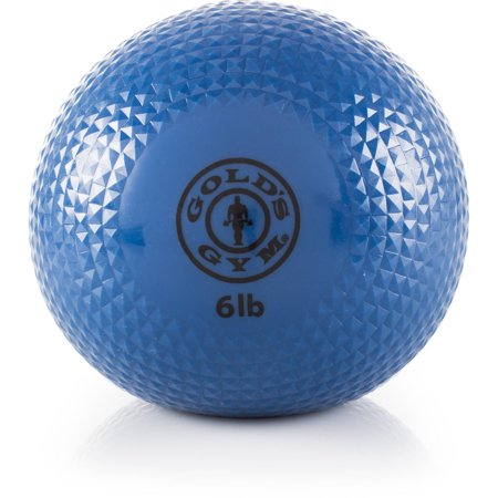 Gold's Gym Toning Ball, 6 lb