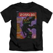 Judge Dredd - 1067 - Juvenile Short Sleeve Shirt - 4