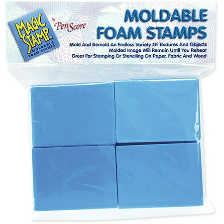 - Magic Stamp, Block Set , 8 Pieces