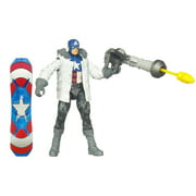 Winter Combat Captain America Action Figure