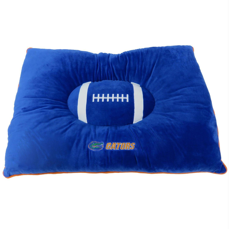 Florida Gators Dog Pillow Bed