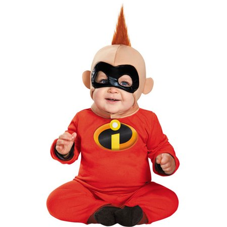 Jack The Bulldog Halloween (Jack-Jack Deluxe Baby Halloween Costume - The)