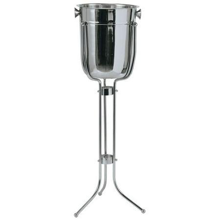 Update International Stainless Steel Wine Bucket - Plastic Wine Bucket