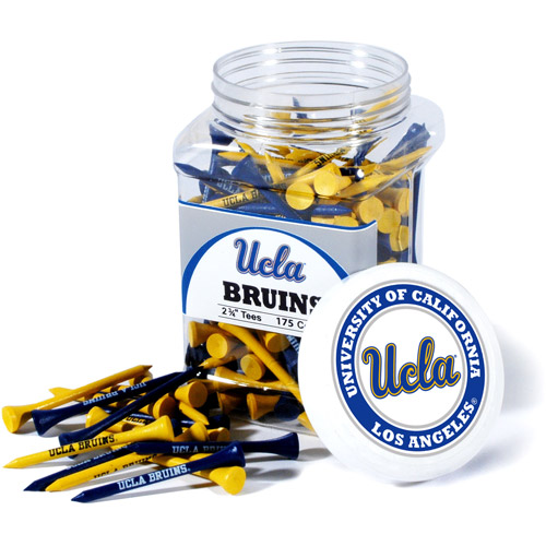Team Golf NCAA Ucla Jar Of 175 Golf Tees