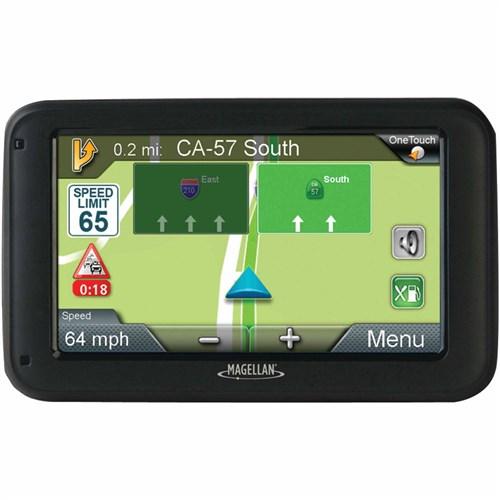 Refurbished Magellan RM5230SGLUC Roadmate 5230T-LM (US, Canada & Puerto Rico) 5 Inch Automotive GPS w/ Lifetime Map & Traffic Updates