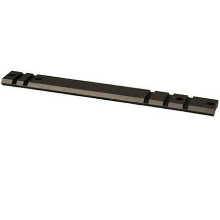 Ruger 10/22 1 Piece Base - 10MOA Matte AluminumMounting hardware included By Warne Scope