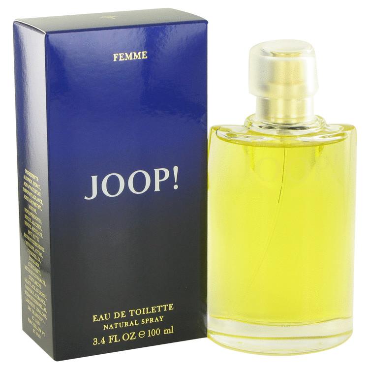 Joop! Women's Eau De Toilette Spray 3.4 Oz