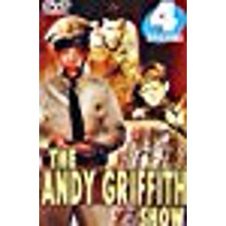 The Andy Griffith Show - 4 Episodes
