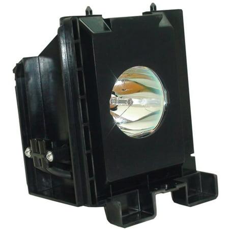 Lutema Platinum for Samsung HLR5067WX/XAP TV Lamp with Housing (Original Philips Bulb Inside) - image 4 de 5