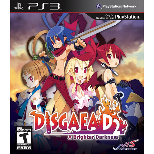 Playstation 3 - Disgaea D2: A Brighter Darkness