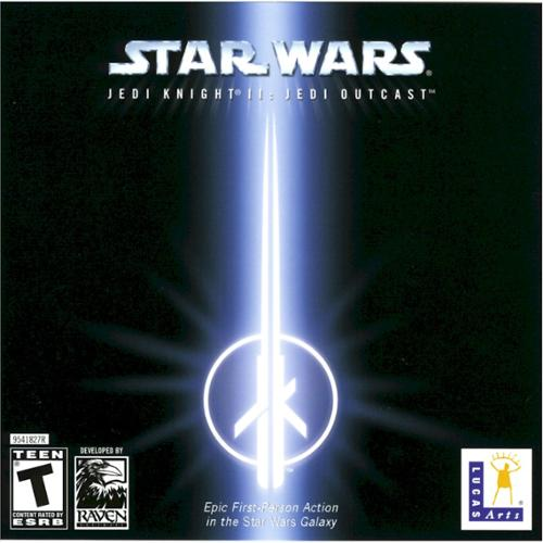 Lucas Arts Star Wars: Jedi Knight 2 [jedi Outcast] [windows 98/me/2000/xp]