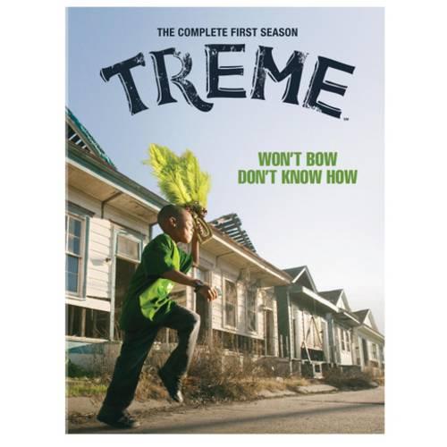 TREME-COMPLETE 1ST SEASON (DVD/4 DISC/FF-16X9/ENG-SP-FR SUB)