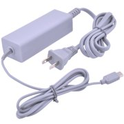 VicTsing AC Power Supply Adapter Charger for Nintendo Wii U Gamepad Contraller