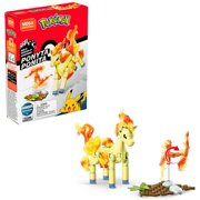 Mega Construx Pokemon Power Pack Ponyta Construction Set with character figures, Building Toys for Kids (70 Pieces)