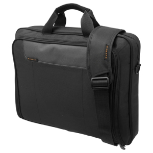 "Everki EKB407NCH Carrying Case Briefcase for 16"" Laptop - Charcoal"