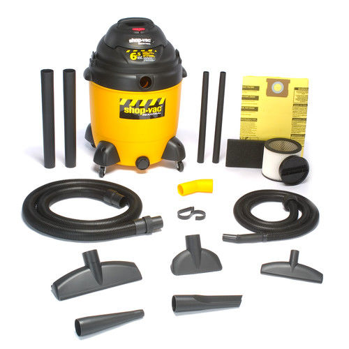 Shop-Vac 9604710 20 Gallon 6.5 Peak HP Industrial Ultra P...