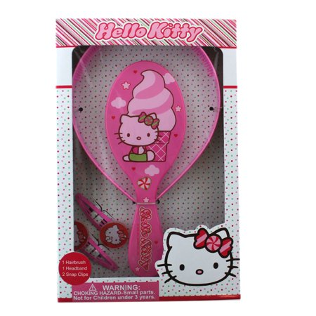 Pink Hello Kitty Hair Care Set - Hello Kitty Hair Brush](Halloween Hello Kitty Pics)