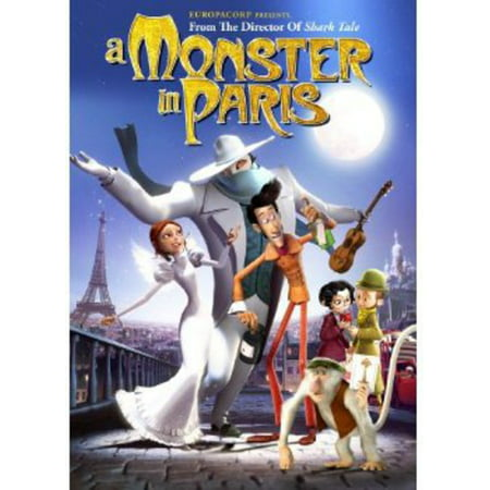 Monster Dvi Adapter (A Monster in Paris (DVD) )