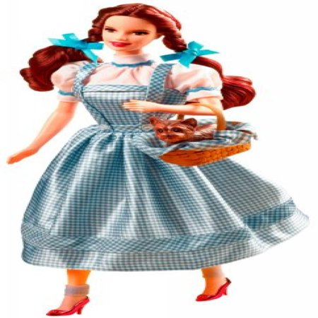 Barbie Collector 2006 Doll 50th anniversary Special Edition Wizard of Oz Dorothy, Original Soundtrack (Wizard Of Oz 75th Anniversary Barbie Dolls)