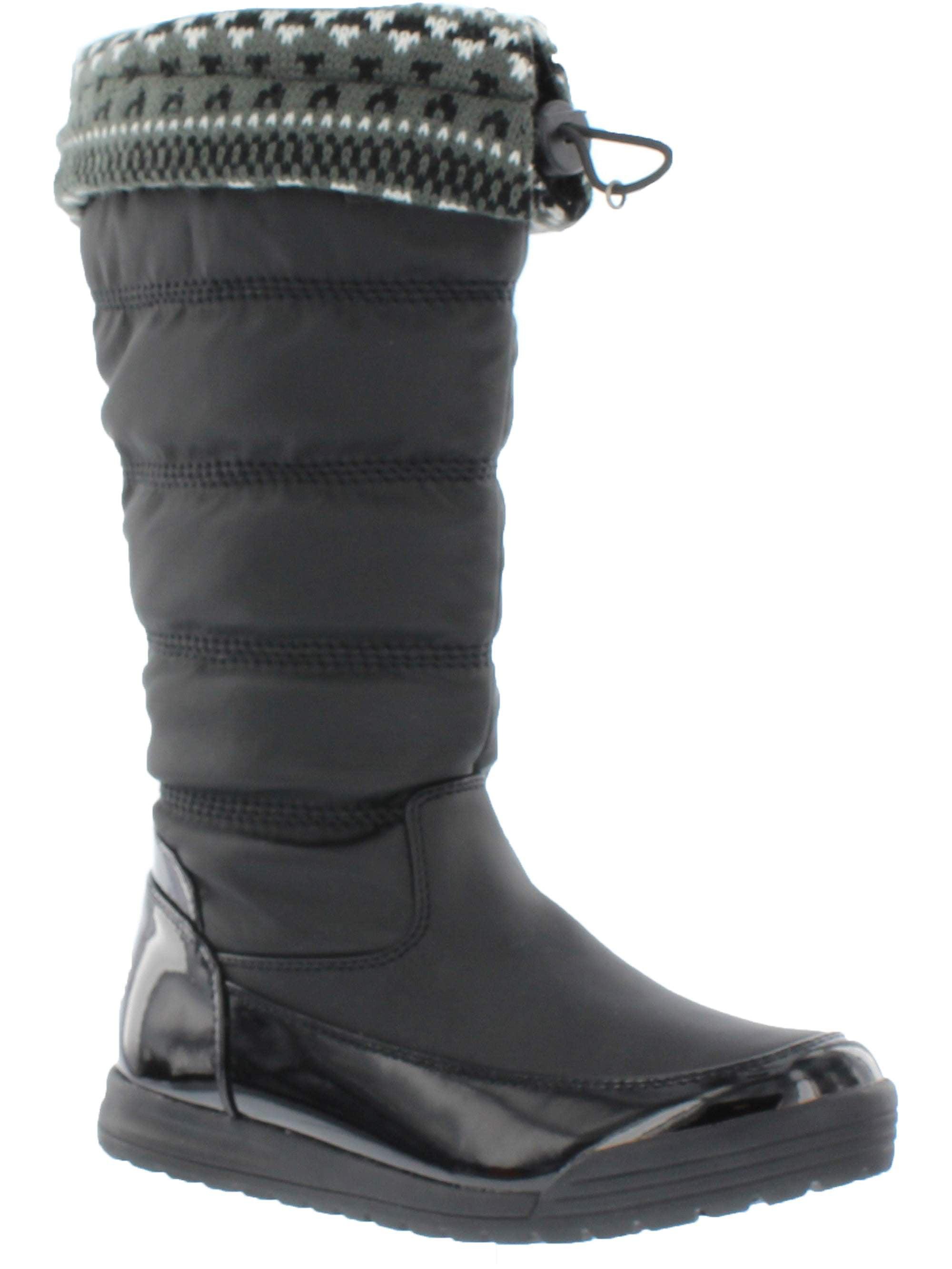 Caroline Cuff Boot Wide Width